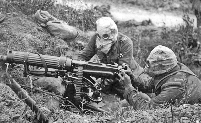 The Vicious Reality of TrenchWarfare